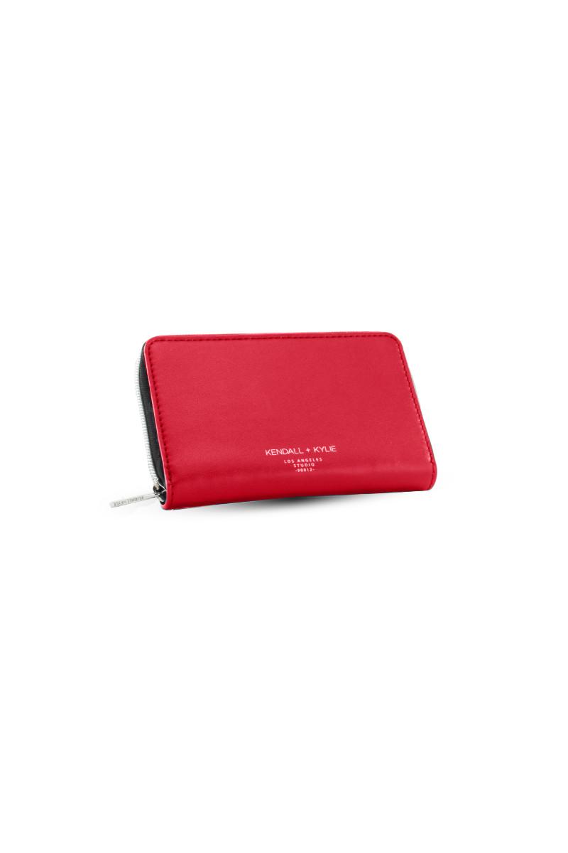 Πορτοφόλι K+K κόκκινο