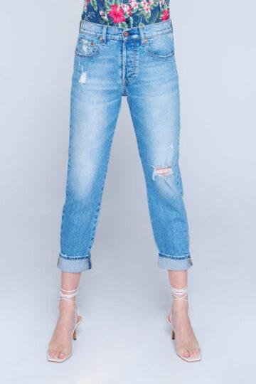 Παντελόνι Ashley Slim Cropped