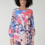 Φόρεμα printed straight