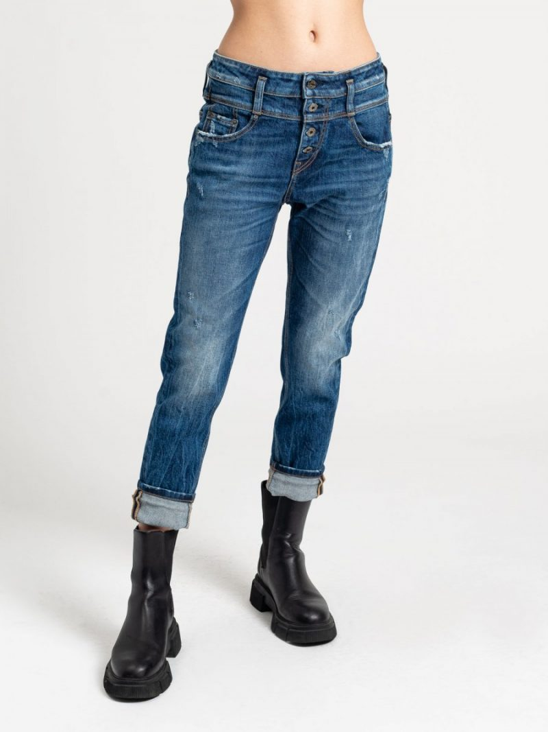 Trousers jeans Irene Cropped Wmn